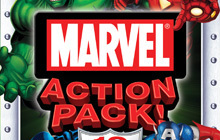 Marvel Action Pack Badge