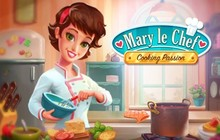 Mary le Chef - Cooking Passion Platinum Edition Badge