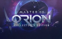 Master of Orion Collector's Edition Badge