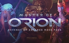 Master of Orion: Revenge of Antares Race Pack Badge