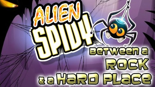 Alien Spidy: Between a Rock and a Hard Place DLC