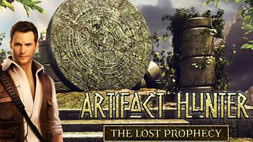 Artifact Hunter - The Lost Prophecy