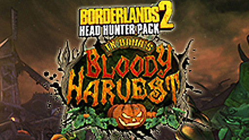 Borderlands 2: TK Baha's Bloody Harvest