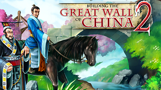 Building the Great Wall of China 2 Collector's Edition