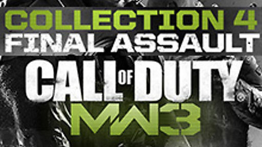 Call of Duty: Modern Warfare 3 Collection 4 Final Assault