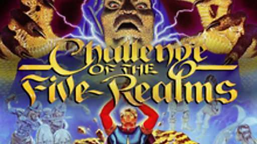Challenge of the Five Realms