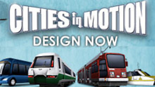 Cities In Motion: Design Now DLC