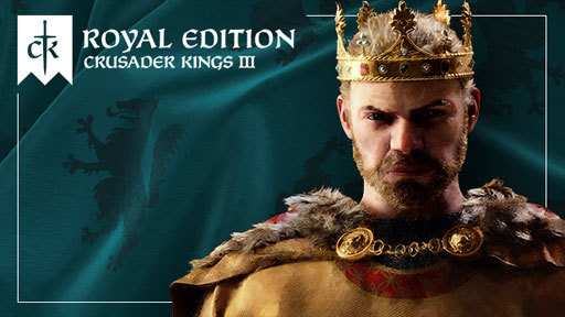 Crusader Kings III: Royal Edition