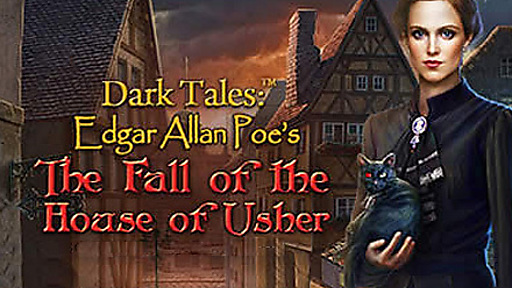 Dark Tales - Edgar Allan Poe's The Fall of the House of Usher