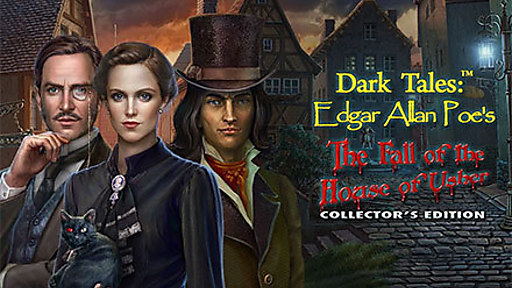 Dark Tales - Edgar Allan Poe's The Fall of the House of Usher Collector's Edition