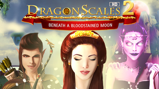 DragonScales 2: Beneath a Bloodstained Moon