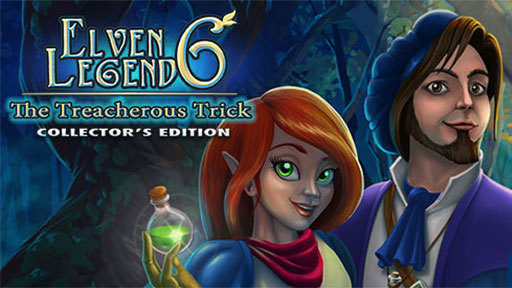 Elven Legend 6: The Treacherous Trick Collector's Edition