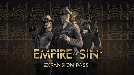 Empire of Sin - Expansion Pass