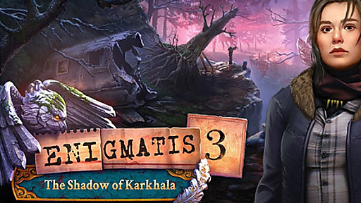 Enigmatis: The Shadow of Karkhala Collector's Edition
