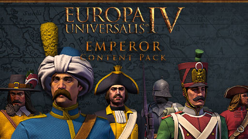 Europa Universalis IV: Emperor Content Pack