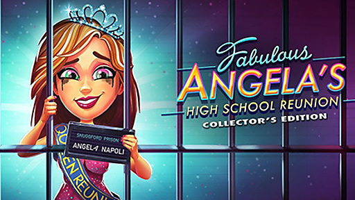 Fabulous Angela's High School Reunion Collector's Edition