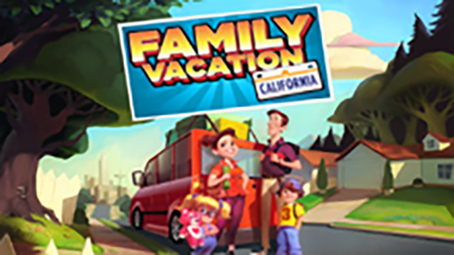 Family Vacation - California