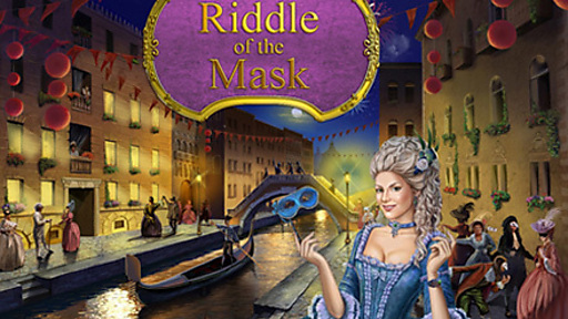 Fill and Cross: Riddle of the Mask