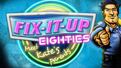 Fix-it-up 80's: Meet Kate's Parents
