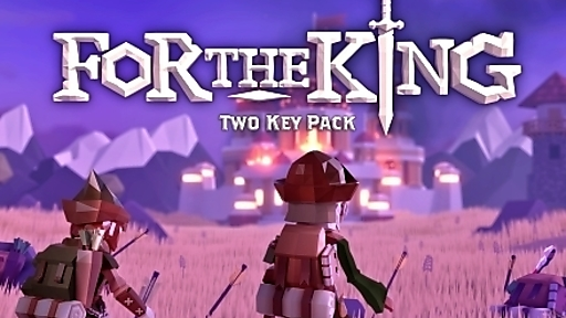 For The King - 2 Key Pack