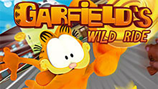 Garfield's Wild Ride