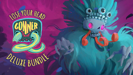 GONNER2 - Lose your Head Bundle