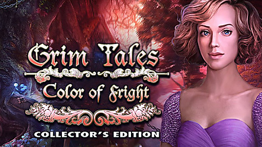 Grim Tales: Color of Fright Collector's Edition
