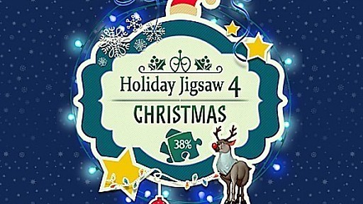 Holiday Jigsaw Chirstmas 4