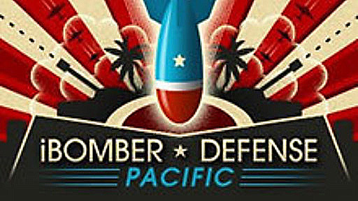 iBomber Defence Pacific
