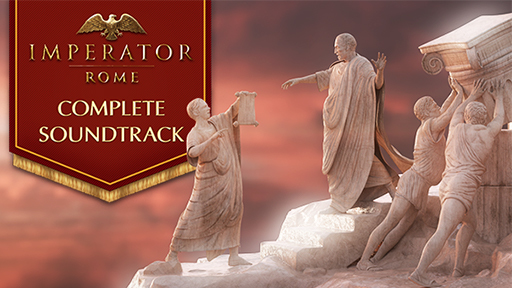 Imperator: Rome - Complete Soundtrack