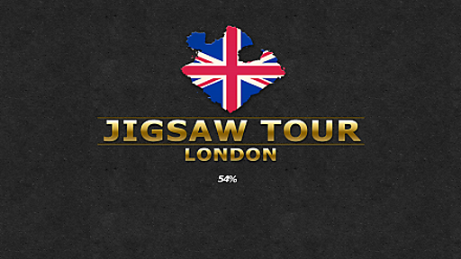 Jigsaw World Tour - London