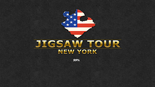 Jigsaw World Tour - New York
