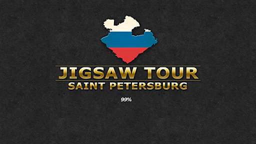 Jigsaw World Tour - Saint Petersburg