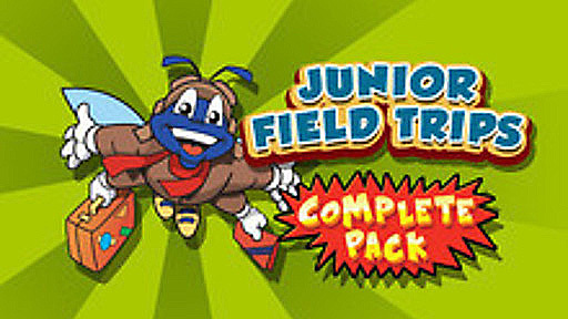 Junior Field Trips Complete Pack