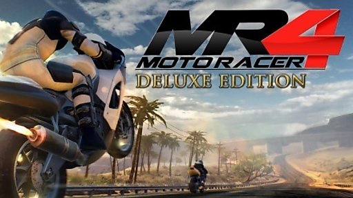 Moto Racer 4 - Deluxe Edition