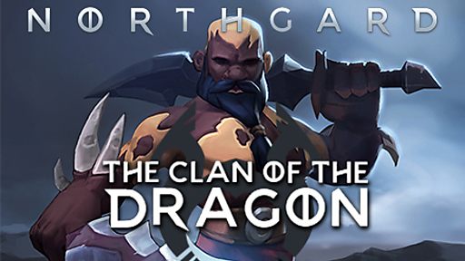 Northgard - Nidhogg, Clan of the Dragon