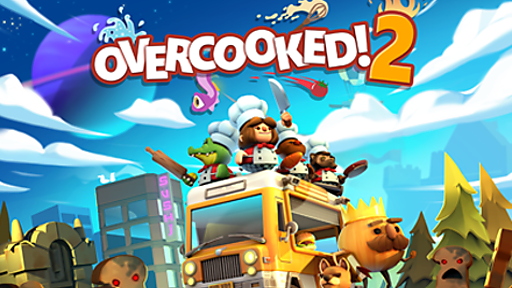 Overcooked! 2 - Carnival Of Chaos Crack