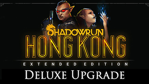 Shadowrun: Hong Kong - Extended Edition Deluxe Upgrade DLC