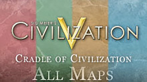 Sid Meier's Civilization V: Cradle of Civilization - Maps Bundle