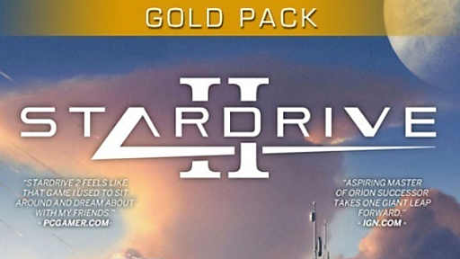 StarDrive 2 Gold Pack