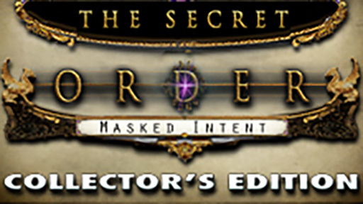 The Secret Order: Masked Intent Collector's Edition