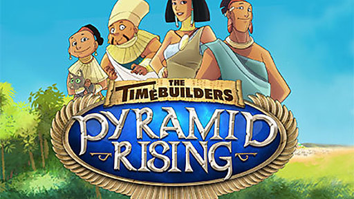 The TimeBuilders - Pyramid Rising