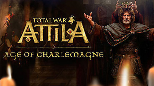 Total War™: ATTILA – Age of Charlemagne Campaign Pack