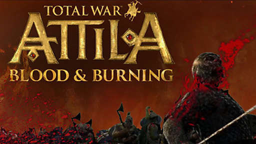 Total War™: ATTILA - Blood and Burning Pack