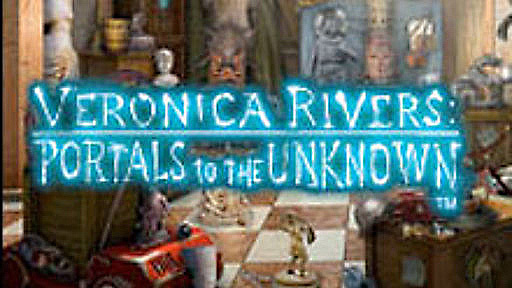 Veronica Rivers-Portals to the Unknown