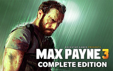 Max Payne 3: Complete Pack Badge