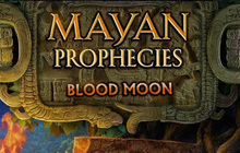 Mayan Prophecies: Blood Moon Badge