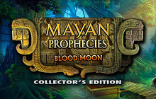 Mayan Prophecies: Blood Moon Collector's Edition Badge