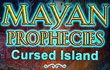 Mayan Prophecies: Cursed Island Badge