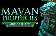 Mayan Prophecies: Ship of Spirits Badge